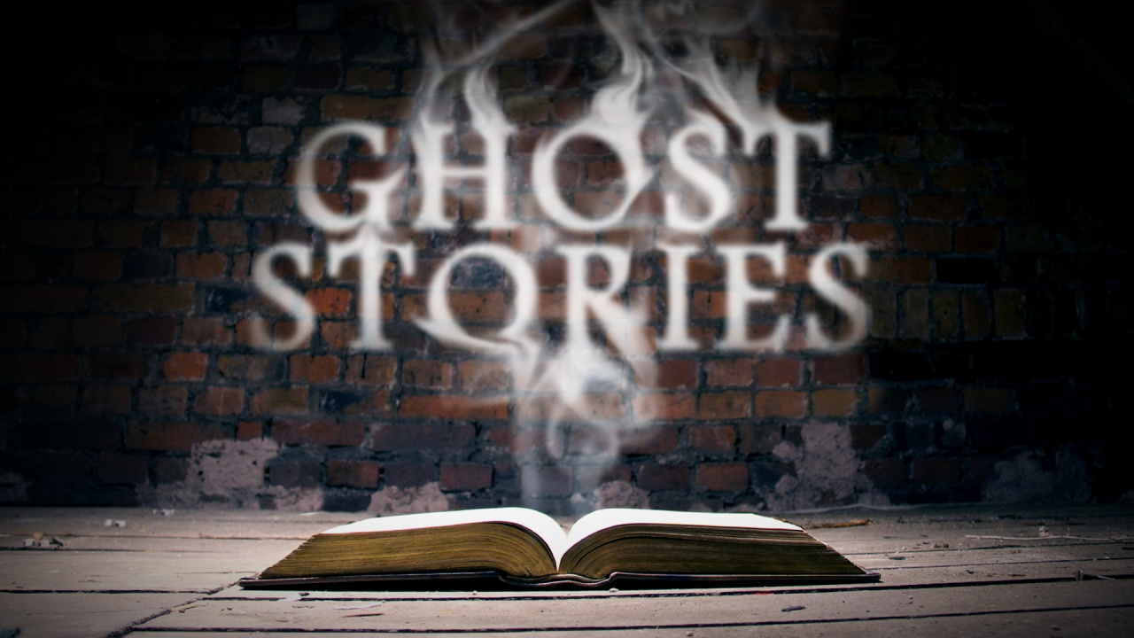 Image result for ghost stories