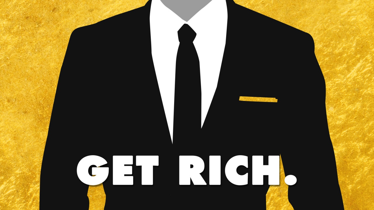 how to get rich Derek sivers: shockingly honest thoughts from a filthy rich bastard.